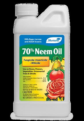 Monterey 70% Neem Oil Concentrate (1pt)