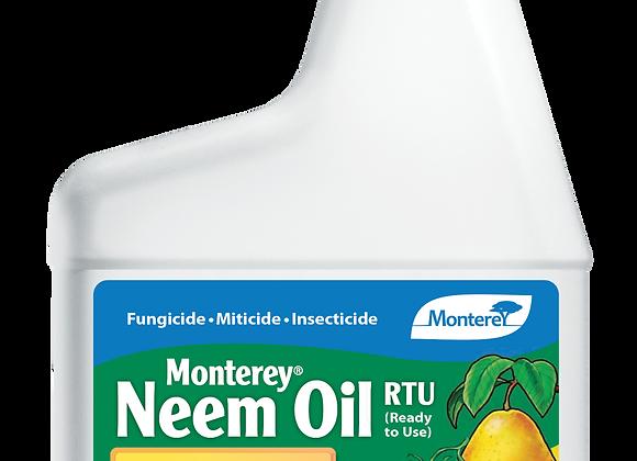 Monterey Neem Oil RTU (1qt)