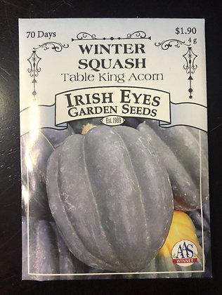 Seeds - Squash, Zucchs and Pumpkins
