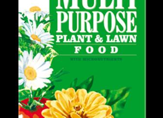 GreenAll Multi Purpose Plant & Lawn Food 16-16-16 (5lb box)