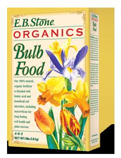 EB Stone Bulb Food 4-6-4 (4lb bag)