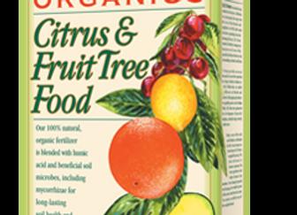 EB Stone Citrus & Fruit Tree Food 7-3-3 (4lb bag)