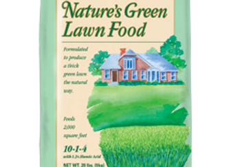 EB Stone Nature's Green Lawn Food 10-1-4 (10lb bag)