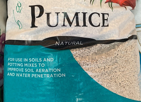 EB Stone Organics Pumice (8qt bag)