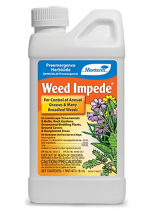 Monterey Weed Impede Concentrate (1 pt)