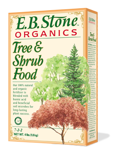 EB Stone Tree & Shrub Food 7-2-2 (4lb bag)