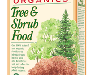 EB Stone Tree & Shrub Food 7-2-2 (15lb bag)