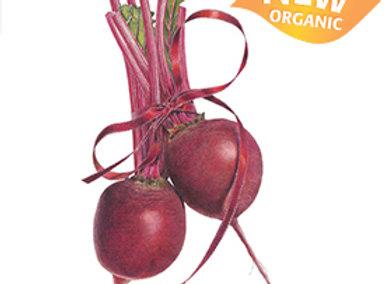 Beet (red) Detroit Dark Org Seeds