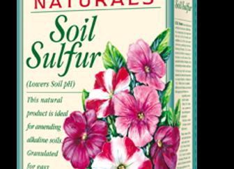 EB Stone Soil Sulfur (5lb box)