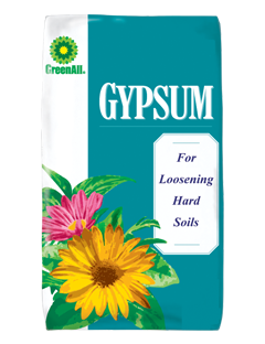 GreenAll Gypsum (40lb bag)