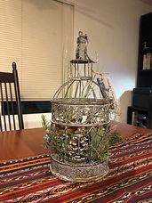 Birdge Cage Natural