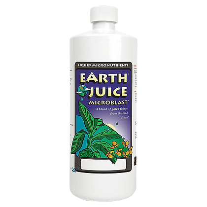 Earth Juice Microblast - Liquid Micronutrients (1qt)