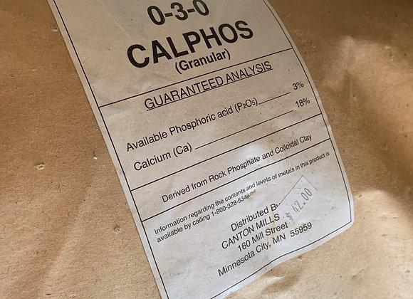 Calphos 0-3-0 (50lb bag)