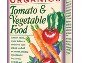 EB Stone Tomato & Vegetable Food 4-5-3 (4lb bag)