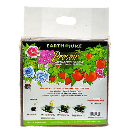 Earth Juice Procoir Natural Growing Medium (11lb)