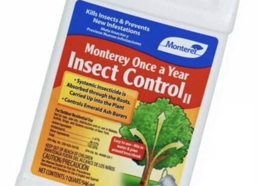 Monterey Once a Year Insect Control Conc (1 qt)