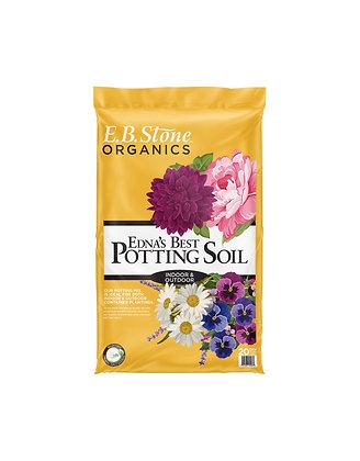 EB Stone Edna's Best Potting Soil (20 qt bag)