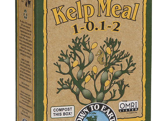 Down to Earth Kelp Meal 1-0.1-2 (5lb box)