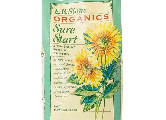 EB Stone Sure Start 4-6-2 (15lb bag)