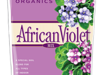 EB Stone African Violet Mix (8qt bag)