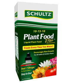 Schultz Plant Food 10-15-10 (4oz)