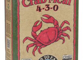 Down to Earth Crab Meal 4-3-0 (5lb box)