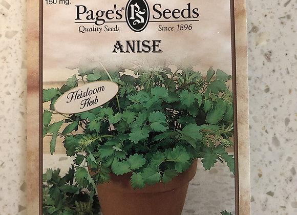 Seeds - Herbs A-M