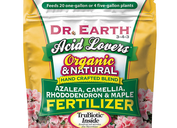 Dr Earth Acid Lovers Fertilizer (1lb bag)