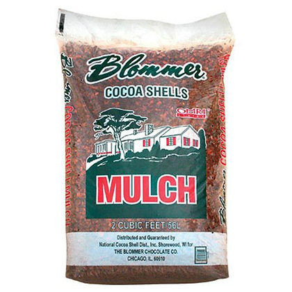 Blommer's Cocoa Shells Mulch (2 cf)