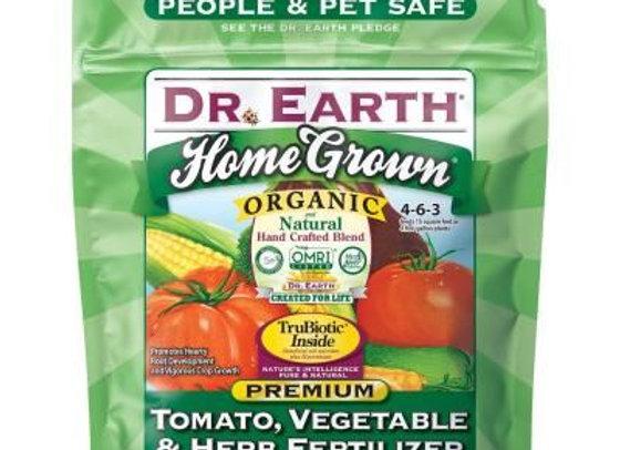 Dr Earth Tomato, Vegetable & Herb Fertilizer (1lb bag)