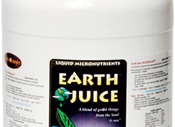 Earth Juice Microblast - Liquid Micronutrients (1gal)