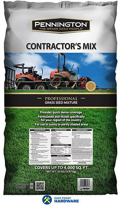Pennington Contractor's Mix (20 lb)