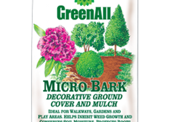 GreenAll Micro Bark (2 cf bag)