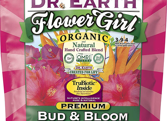 Dr Earth Bud & Bloom Booster (4lb)