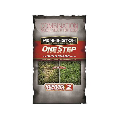 Pennington One Step Seed, Mulch & Fertilizer (8.3 lb)