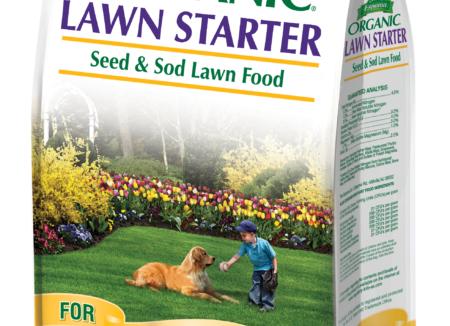 Espoma Organic Lawn Starter (7.25 lb)