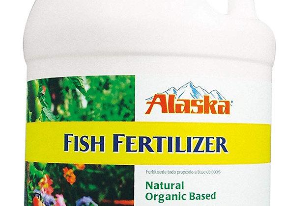 Alaska Fish Fertilizer 5-1-1 (1gal)