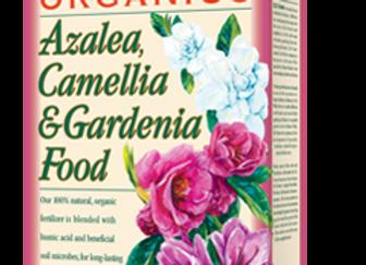 EB Stone Azalea, Camellia & Gardenia Food 5-5-3 (4lb bag)