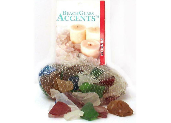 Panacea Beach Glass Accents (16oz bag)