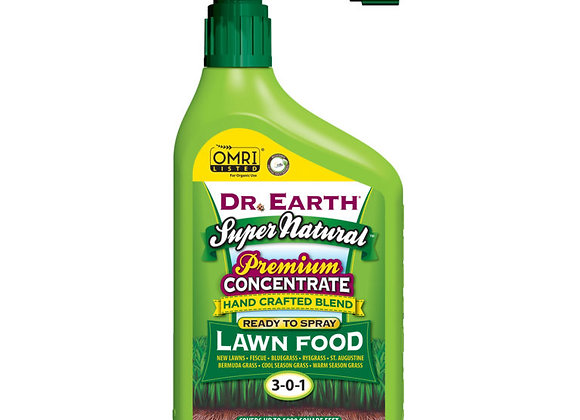 Dr Earth Lawn Food RTS