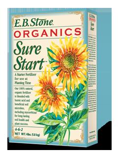 EB Stone Sure Start 4-6-2 (4lb bag)