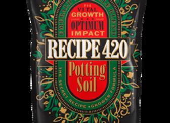 EB Stone Recipe 420 (1.5 cf bag)