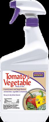 Bonide Tomato & Vegetable 3-in-1 RTU (32oz)