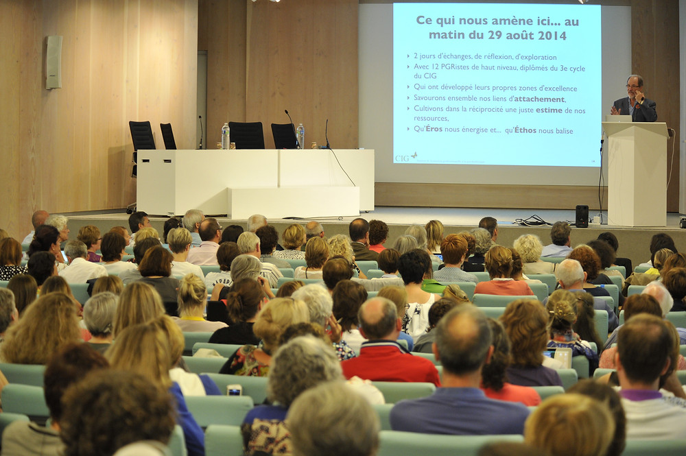 Hélice dcf, cyrille bertrand, conférence PGRO, psychothérapie du lien, CIG