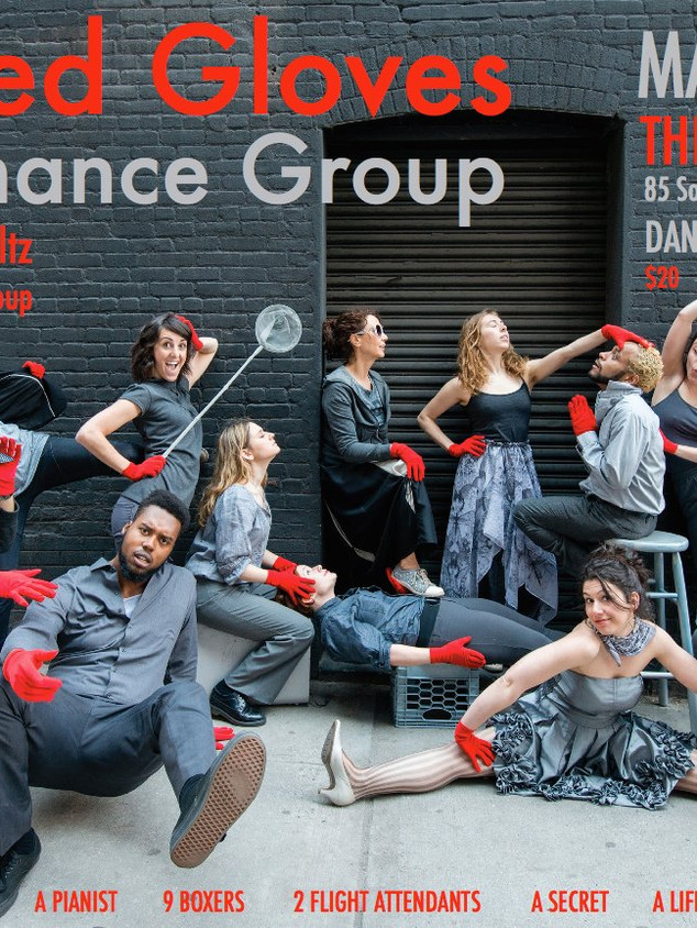 Red Gloves Dance Project