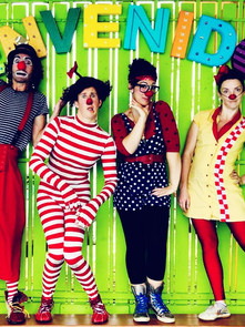 Clowns Without Borders