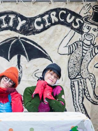 Zany Umbrella