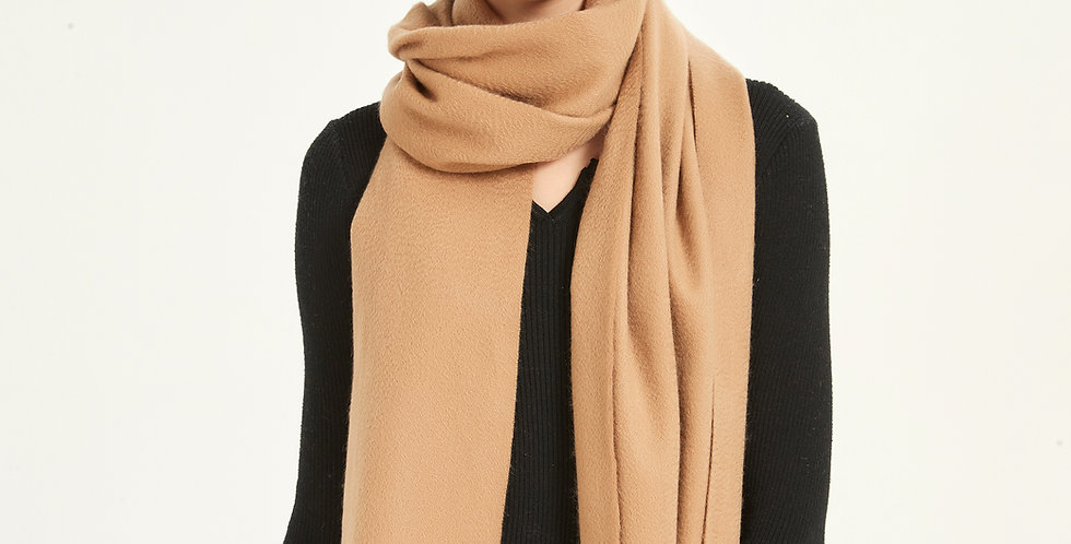 Organic 100% Classic Cashmere Scarves