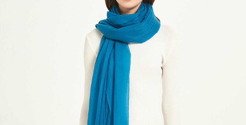 Luxurious Featherlight Cashmere Scarves / Shawls - Olympic