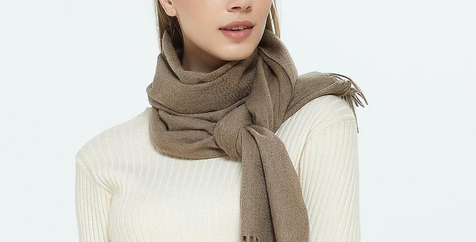 Organic 100% Classic Cashmere Scarves